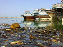 سکوهای نفتی و فاضلابها بلای جان آبزیان خلیج فارس/آیا میشود برای حال خراب دریاها کاری کرد؟