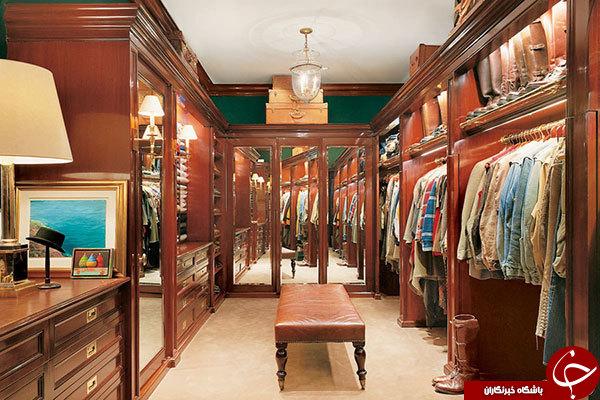 دوست دارید بدانید اتاق آدم های مشهور چه شکلی است؟+تصاویر