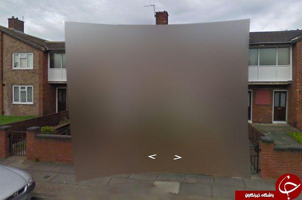 چرا گوگل نمی خواهد این دو خانه را کاربران ببینند؟ + تصاویر