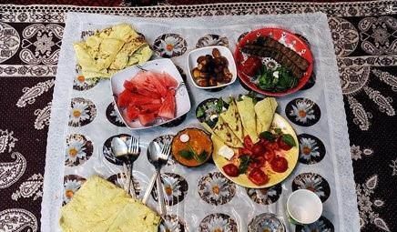 افطاری به سبک دانشجویی+تصاویر