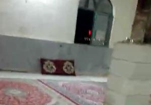 با مقداری توجه، این مسجد رو به راه میشود + فیلم