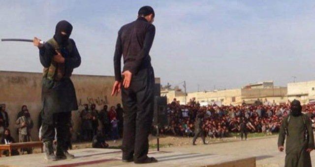 داعش پنچ جوان عراقی را تکه تکه کرد