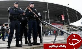 استقرار تک تیراندازها در اطراف استادیوم پاریس/ 2 هزار نیروی امنیتی در داخل و خارج ورزشگاه