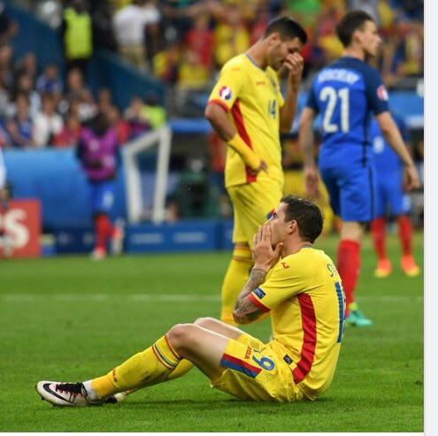 فرانسه 1 - رومانی 0