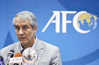 علی کفاشیان در جمع 5 نامزد کرسی فیفا