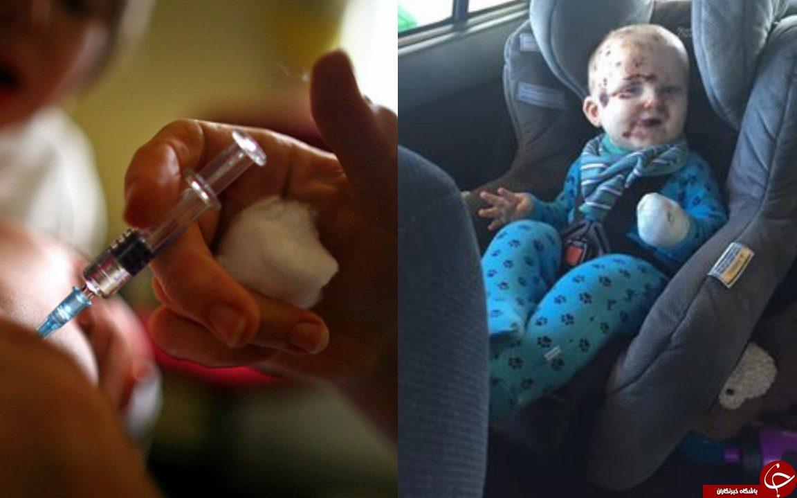 با دیدن این تصاویر فرزندتان را بهموقع واکسن بزنید + تصاویر