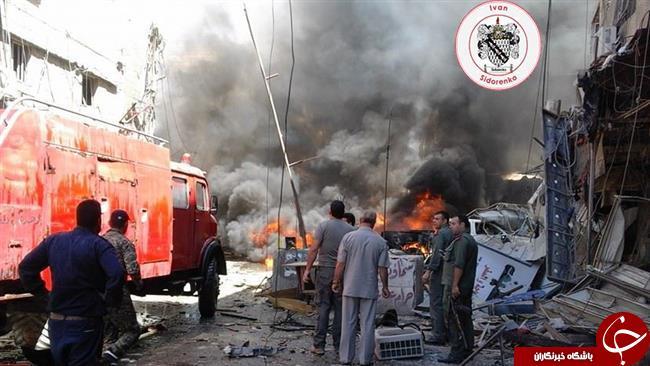 وقوع 2 انفجار شدید نزدیک حرم حضرت زینب (س)/ هفت نفر شهید شدند+ عکس