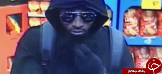 این دزد نمیتواند ریشش را روی صورتش نگه دارد + عکس