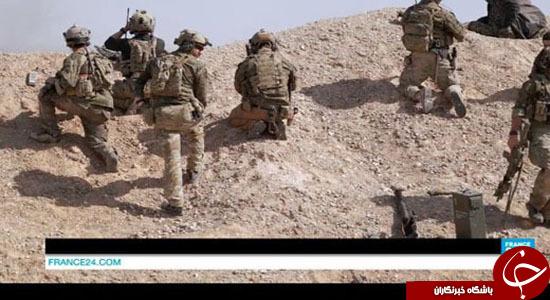 """احداث اولین پایگاه نظامی فرانسه در """"کردستان سوریه""""/کماندوهای آمریکایی در """"شدادی"""" چه می کردند؟ + نقشه و تصاویر"""