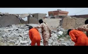 اعدام وحشیانه نیروهای پیشمرگه و شیعه بوسیله تروریستهای داعش+ تصاویر+18