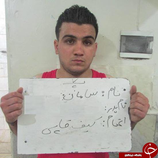 تصویر دزد مشتریان بازار تهران منتشر شد