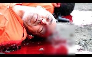 اعدام وحشیانه نیروهای پیشمرگه و شیعه بوسیله تروریستهای داعش(تصاویر+18)