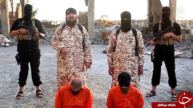 داعشی ها به برادران خود هم رحم نمی کنند+ تصاویر