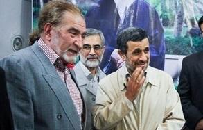 محمود احمدینژاد میگوید مهندس موسوی استاد ما بوده است