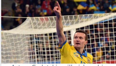 آلمان 1 - اوکراین 0 + تصاویر