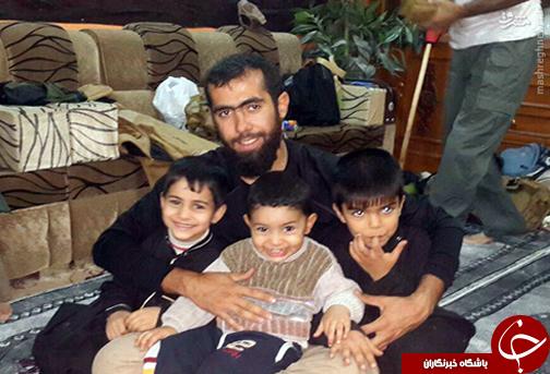 همسر شهید مدافع حرم صادق عدالت اكبری: