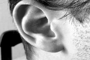 خطر سکته قلبی بخاطر مو روی لاله گوش !