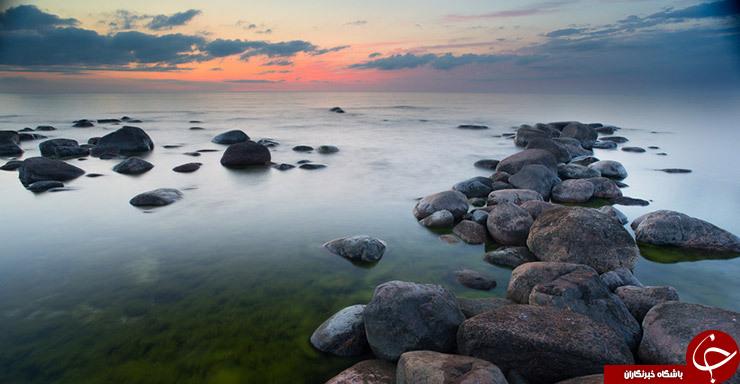 چالش دنیای واقعی باسفر مجازی به طبیعت+تصاویر