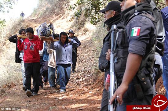 11 عضو خانواده در قتل عامی کشته شدند