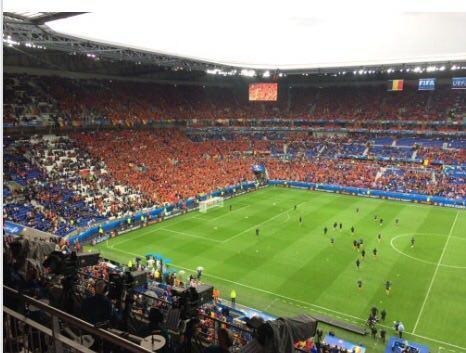 ایتالیا 0 - بلژیک 0