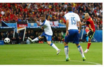 ایتالیا 1 - بلژیک 0 + گزارش تصویری