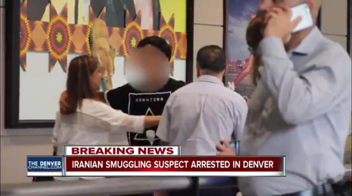 دستگیری یک ایرانی در کلرادو به اتهام قاچاق تجهیزات هواپیمایی به تهران