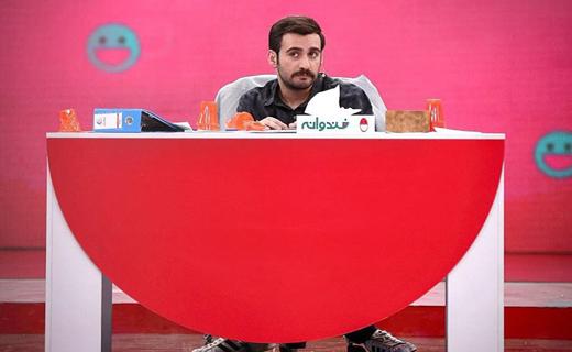 اهدای خون را فراموش نکنیم/ شهرام شکیبا معرکه میگیرد + فیلم