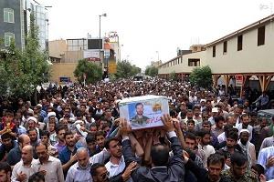 شهادت داور فوتبال کشورمان در استان حلب+عکس