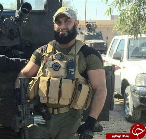 پیام جدید ابوعزرائیل به داعش + فیلم و عکس