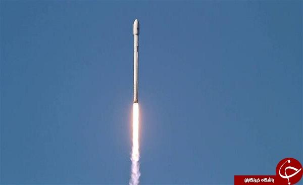 زمین از نگاه یک موشک + فیلم