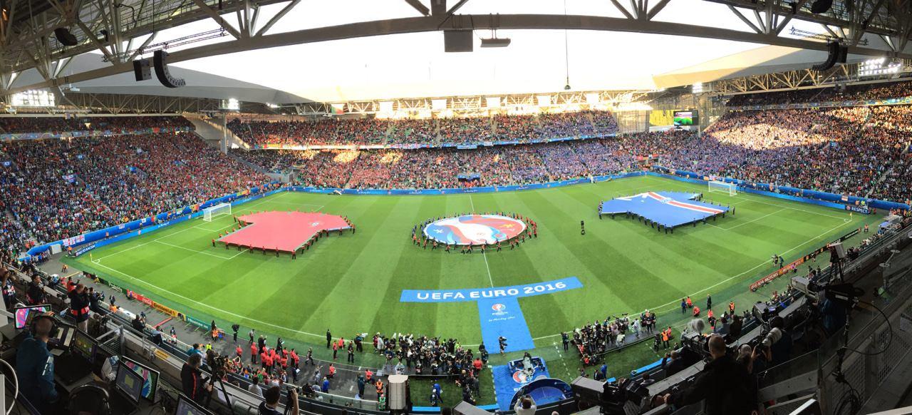 پرتغال 0 - ایسلند 0