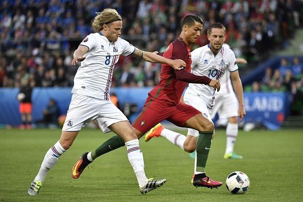 پرتغال 1 - ایسلند 0 +تصاویر