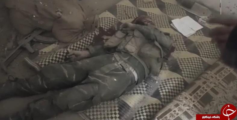 جنایات وحشتناک داعش علیه سربازان سوریه+ تصاویر و فیلم