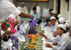 سنت رمضان در اندونزی؛ از برگزاری آیینهای