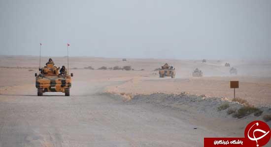 چرا ارتش ترکیه در قطر پایگاه نظامی می سازد؟ + نقشه و جزئیات