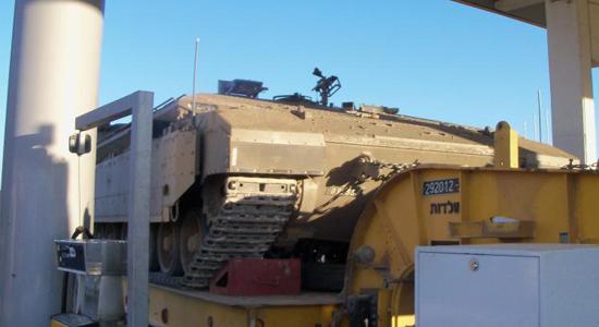 تانک مرکاوا؛ افسانهای که در جنگ 33 روزه بر باد رفت + تصاویر