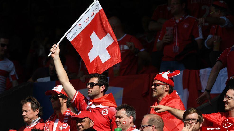 رومانی 0 - 0 سوئیس