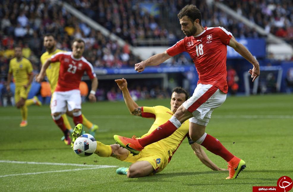 رومانی 1 - 0 سوئیس