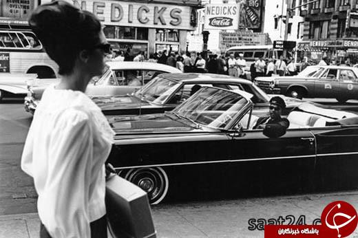عکس/ لندن، پاریس، نیویورک دهه ی ۳۰ تا دهه ی ۶۰