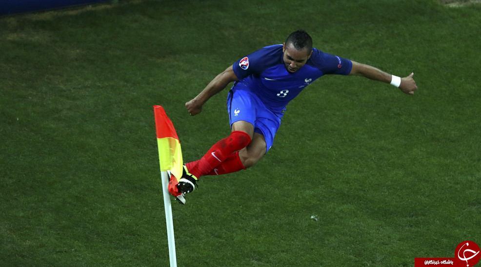 آلبانی 0 - 2 فرانسه / صدای خروس بی محل دقیقه ۹۰ درآمد + تصاویر