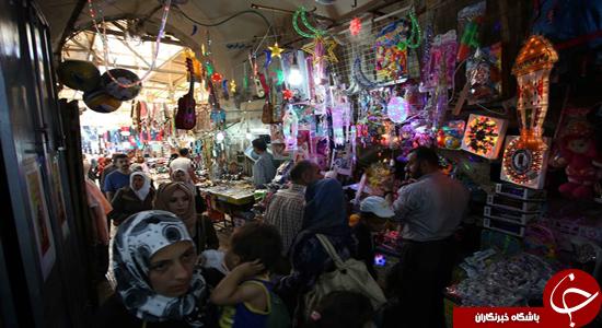 """ماه رمضان در فلسطین؛از کمک مالی و غذایی به نیازمندان تا افطار روزهداران با """"المنسف"""" + تصاویر"""
