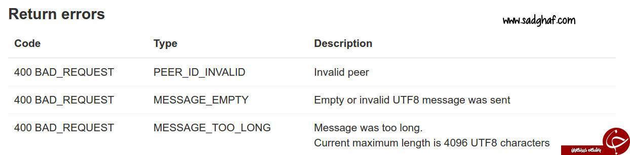 کشف ضعف امنیتی تلگرام توسط دو هکر ایرانی