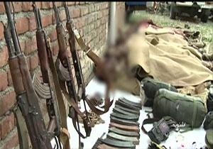 تیم های تروریستی در تور اطلاعاتی سپاه پاسداران + فیلم