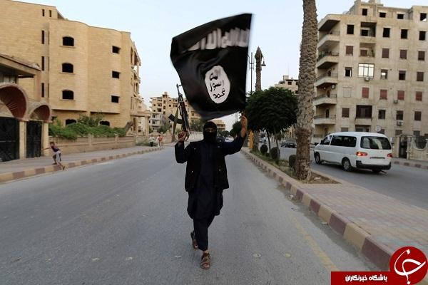 دستگیر ی داعشی که پرچم حضرت ابوالفضل العباس ع را آتش زده بود + عکس