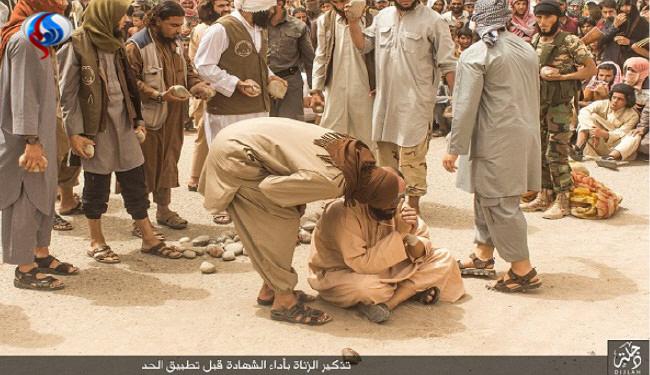 داعش چهار عراقی را سنگسار کرد