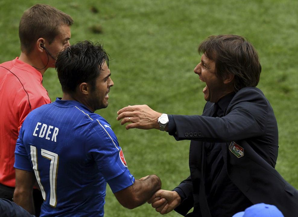 ایتالیا 1 - سوئد 0 + تصاویر