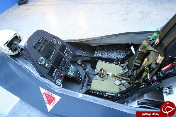جنگنده فوق سری ایرانی + تصاویر