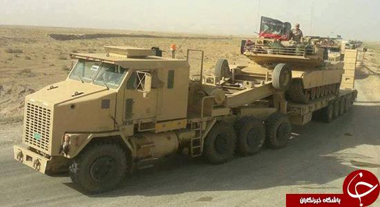 کمر داعش در