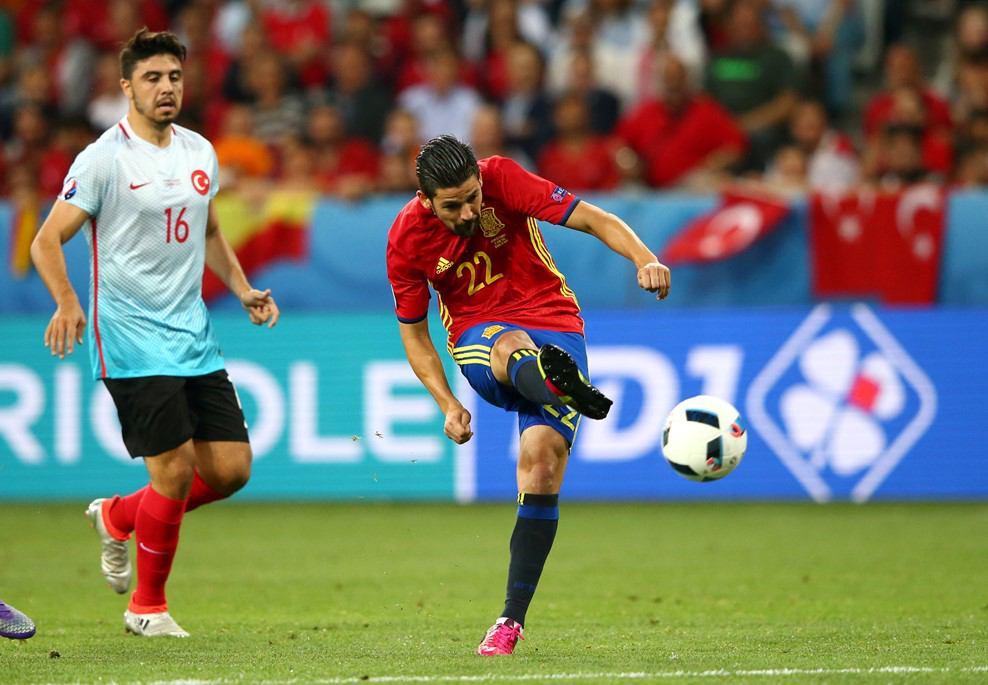 اسپانیا 1 - ترکیه 0