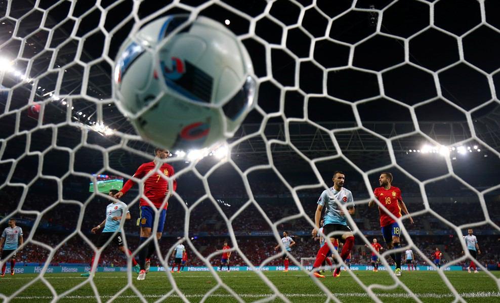 اسپانیا 3 - ترکیه 0 +تصاویر